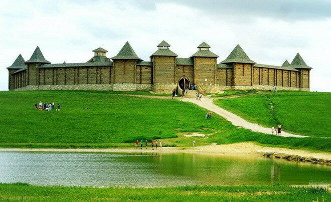 Парк Кудыкина гора