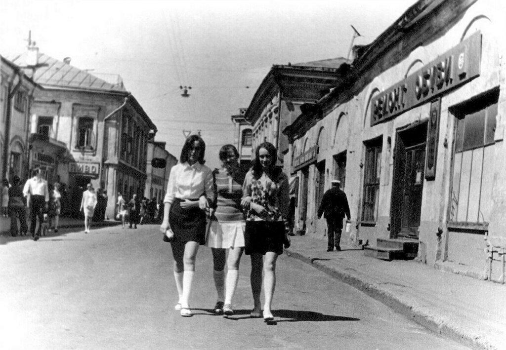 326655 Спартаковский переулок 1975 Александр Анчикин.jpg