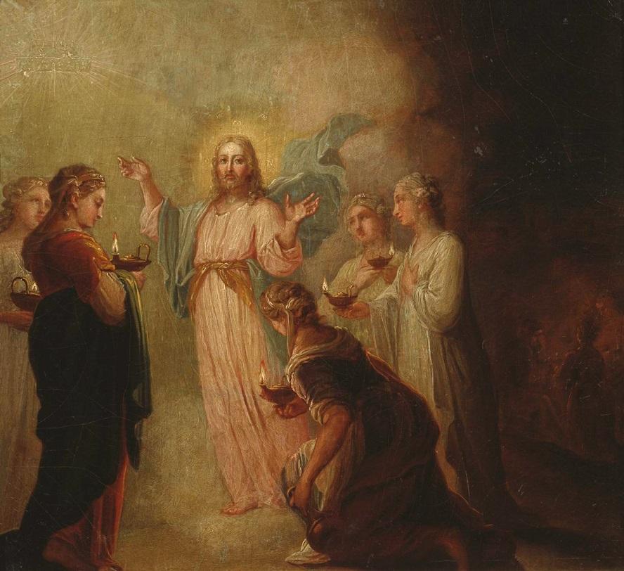 Притча о девах Тверская областная картинная галерея