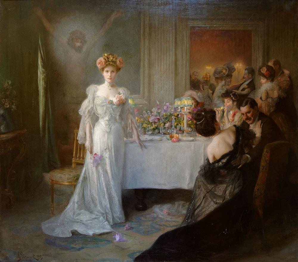 1905 Redemption Рубе, Музей искусства и промышленности