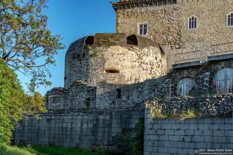 Мишкольц. Замок Диошдьёр