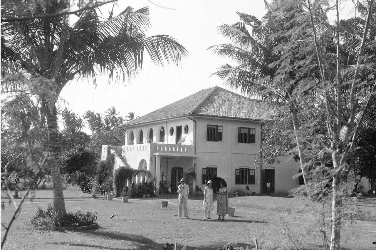 17. Дом писателя и историка искусства Лионеля де Фонсека в Коломбо