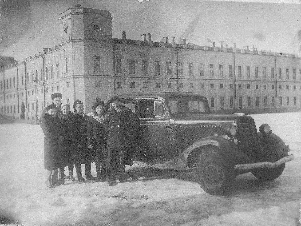 1938. Гатчинский дворец