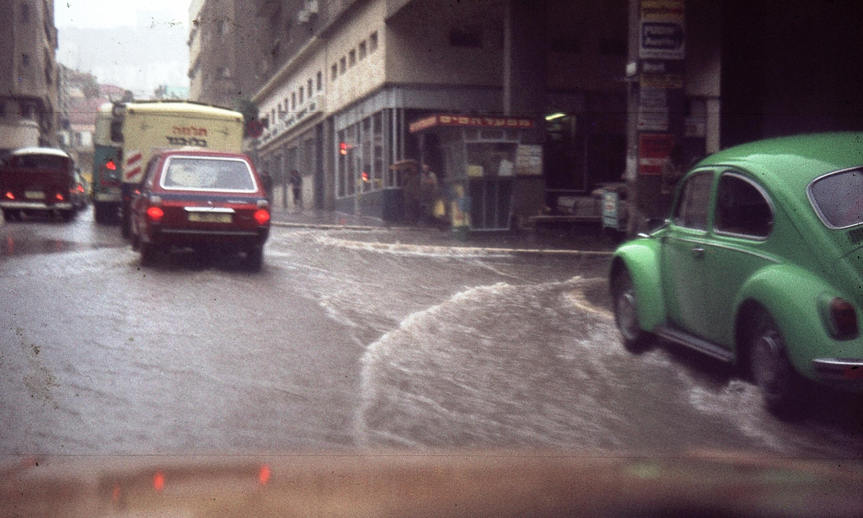 Наводнение в Нижнем городе
