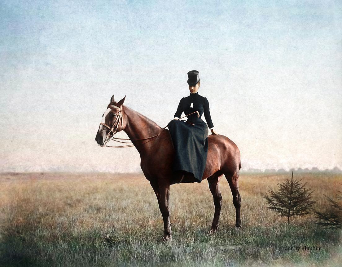 Мария Федоровна, 1890