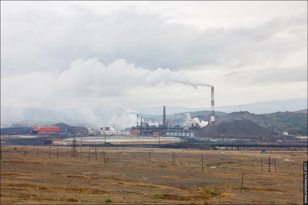 Карабашские медные рудники и завод