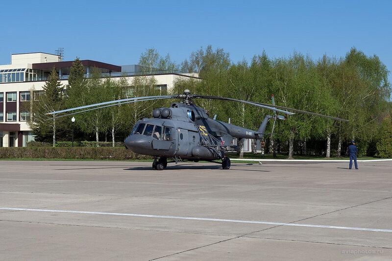 Миль Ми-8МТВ-5 (RF-91185 / 85 желтый) ВКС России D701170a
