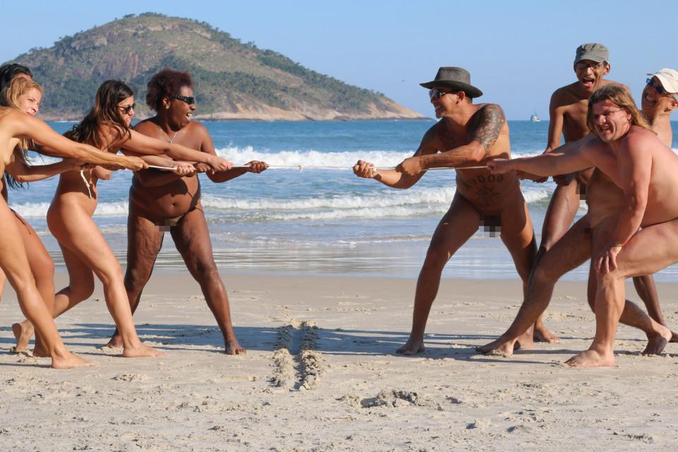 Голые Олимпийские игры в Рио