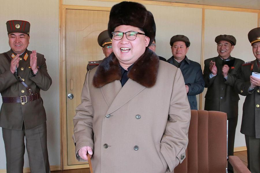 Ким Чен Ын, апрель 2016, KCNA, AFP, Getty Images.png