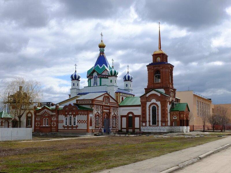 каменный брод, Красноармейское, сов. Ленина 126.JPG