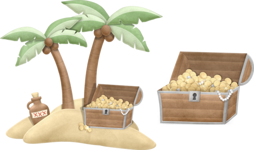 сокровища под пальмами