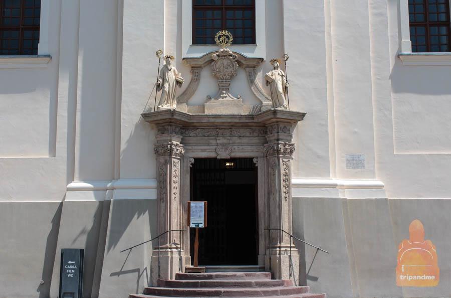Тиханьское аббатство (Венгрия)