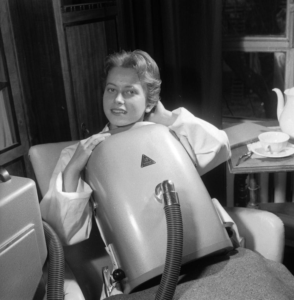 16. Институт авиационной медицины, 1960 год. Странная машина по изучению рефлекторных движений