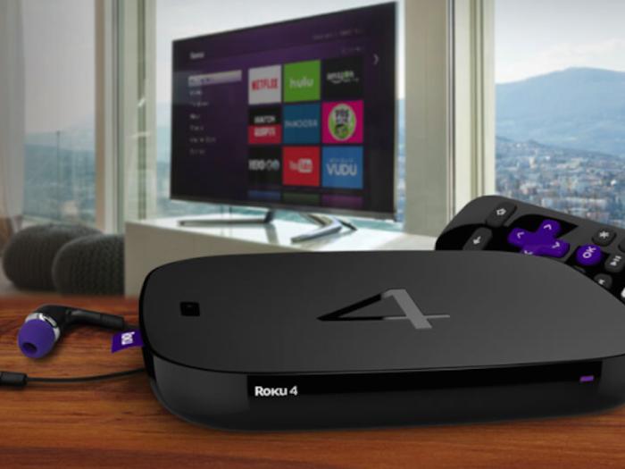 Приставка Roku Ultra. В последние годы с развитием высококачественных разрешений видео появились и т