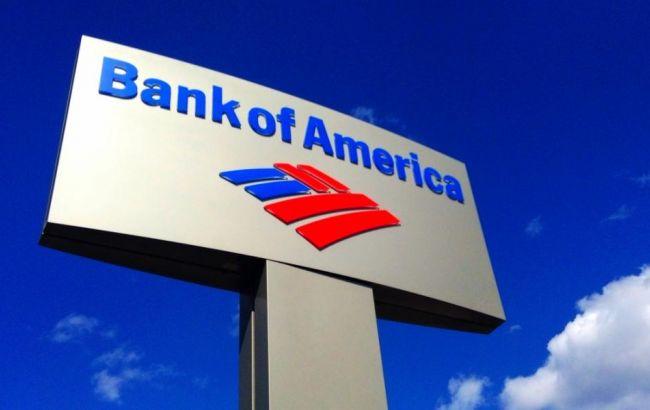 Bank ofAmerica допустил резкую девальвацию до90 руб. задоллар