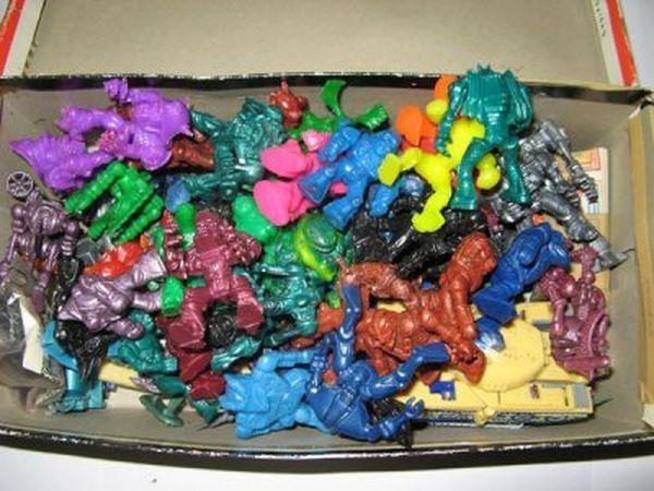 Старые игрушки