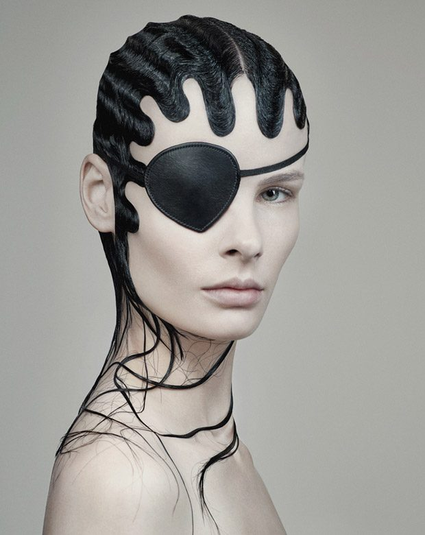 Fashion photographer Fabien Baron teams up with stylist Karl Templer for Black Magic story coming fr
