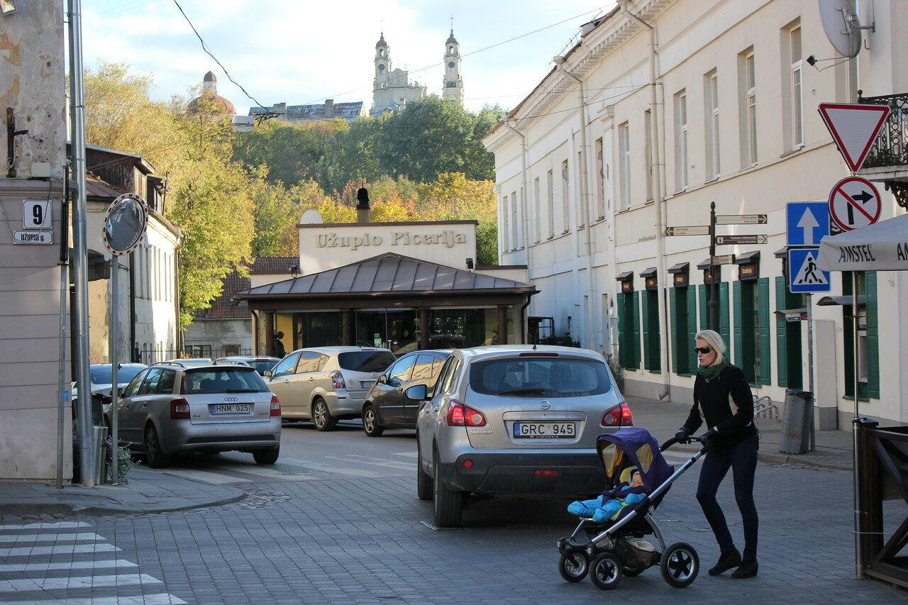 Вильнюс – Ужупис