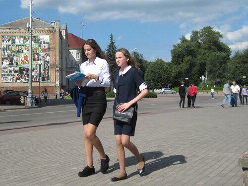 Школьники...6