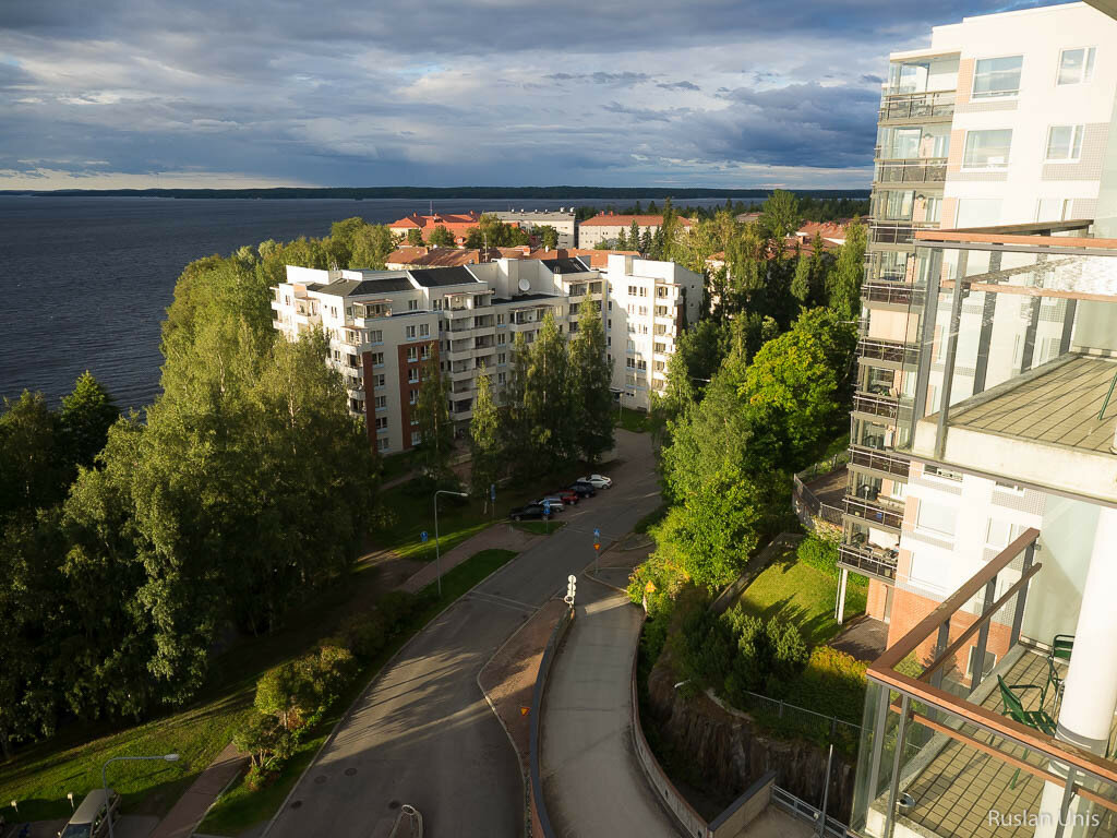 Отель Holiday Club Tampere