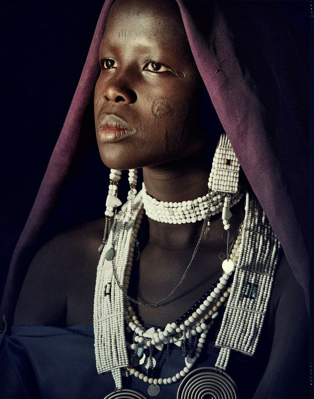 Джимми Нельсон. Проект «Пока они не исчезли». Танзания. Народность Масаи