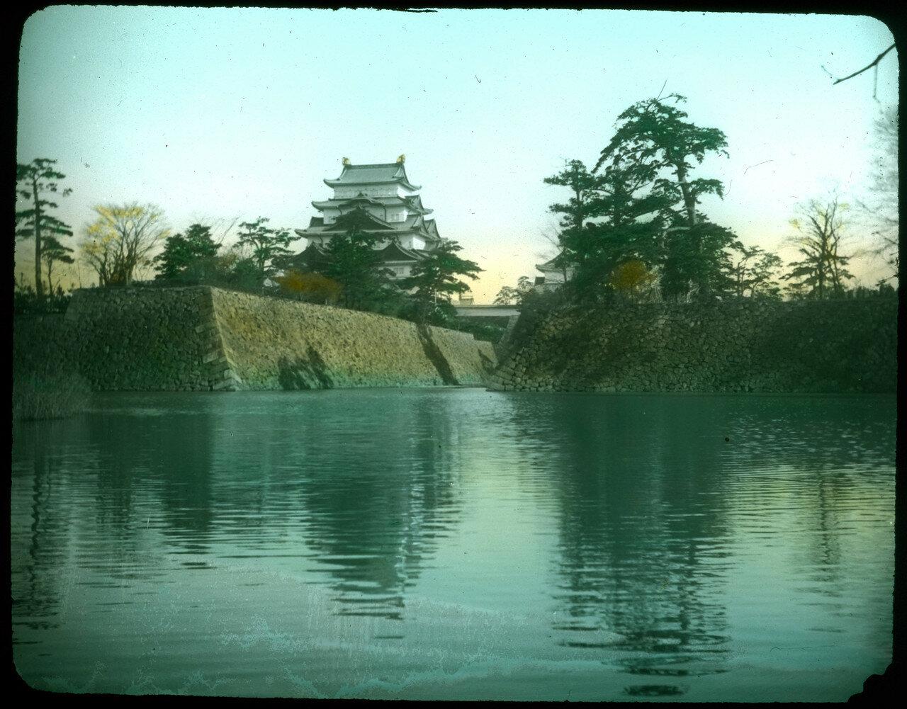 Нагойя. Пагода