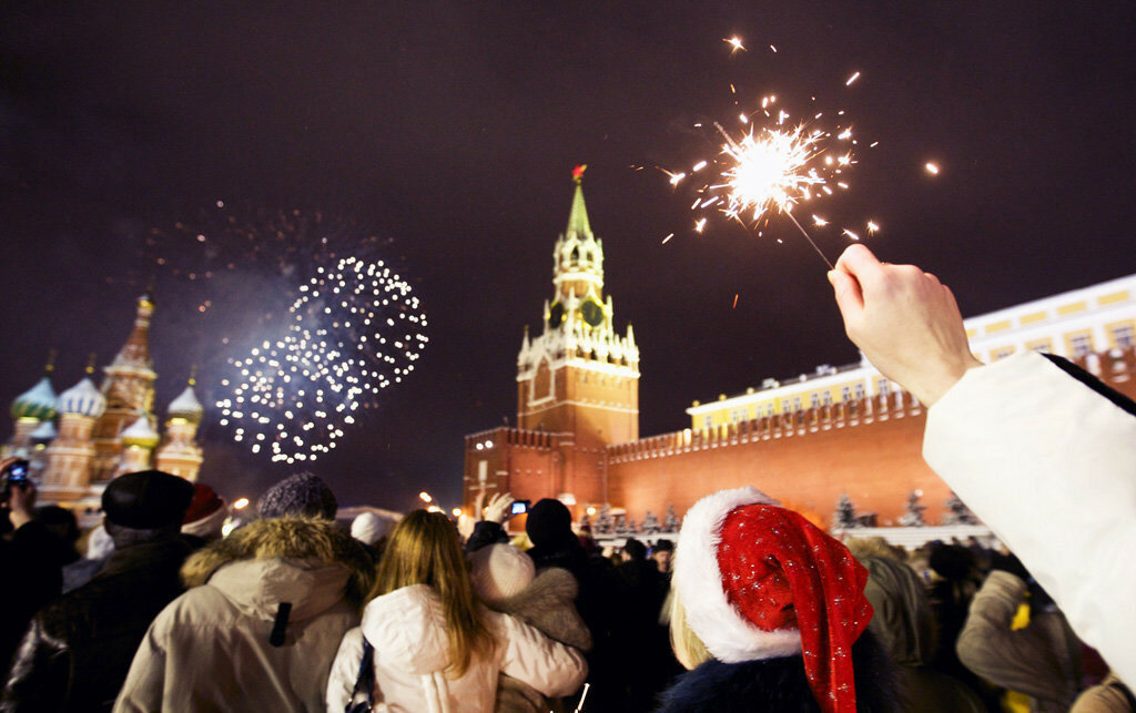 Когда в россии старый новый год 2017