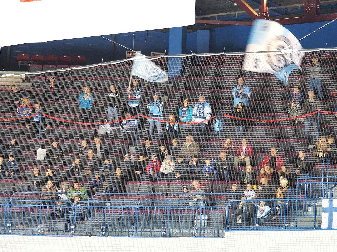 80Плей-офф 2016 Восток 1/2 Металлург - Сибирь 10.03.2016