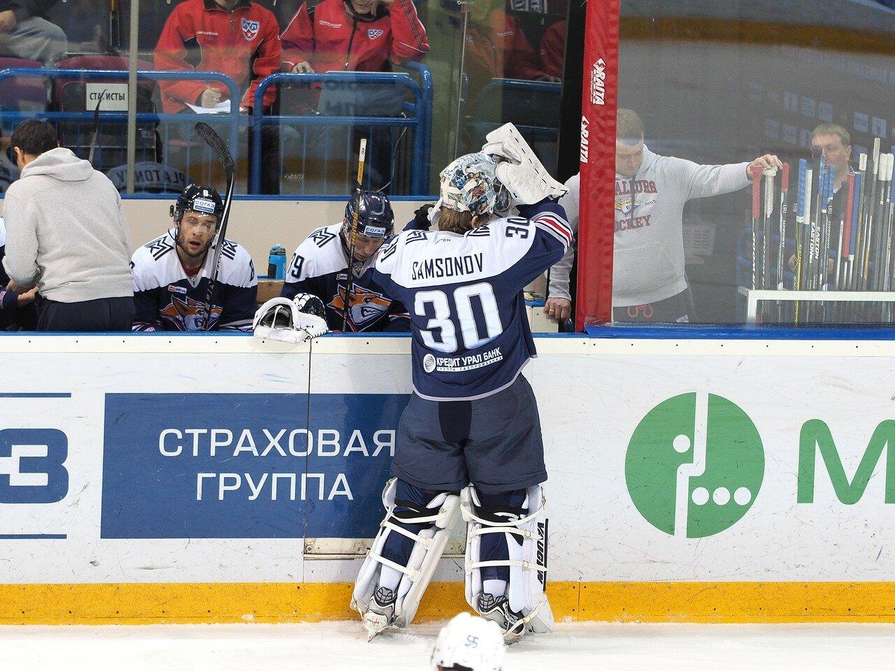 101Плей-офф 2016 Восток 1/2 Металлург - Сибирь 10.03.2016