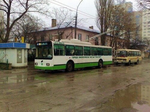 В Бельцах закрыли пятый троллейбусный маршрут