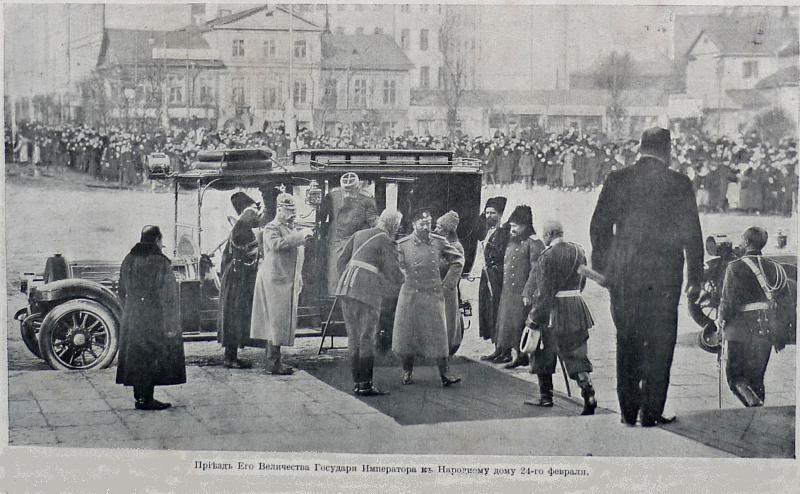 1913 СПб автомобиль Delaunnay-Belleville 70SMT. Серия SMT Sa majeste le Tsar Его Величество Царь выпускалась специально для Российского Императора.jpg