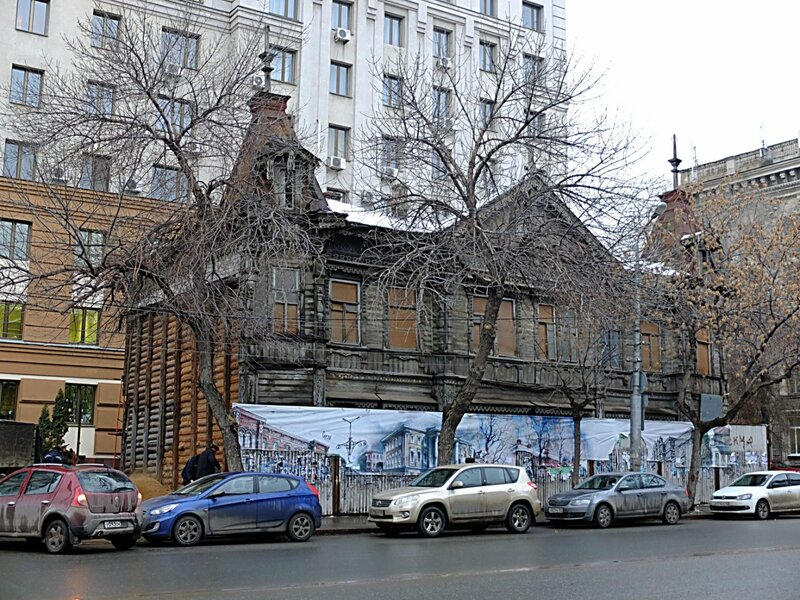 пл. Куйбышева, чапаевская, ЖК Волгарь 003.JPG