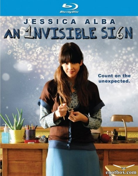 Тайный знак / An Invisible Sign (2010/BDRip/HDRip)