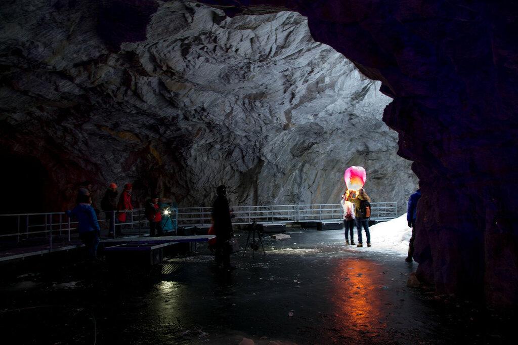 фотографии подземного озера москвы часть впечатлений модели