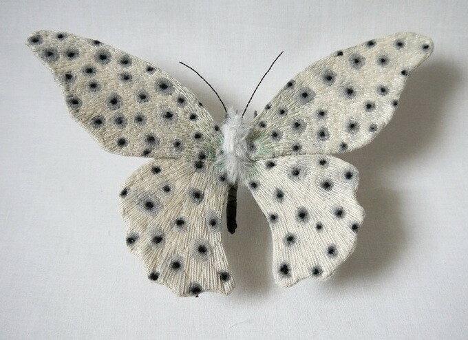 бабочки Yumi Okita