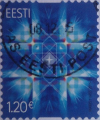 эстония синий крест 1.20