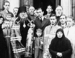1935 году Покровскую общину в Выборге посетил викарий  митрополита Евлогия епископ Сергий (Королёв) Пражский.jpg