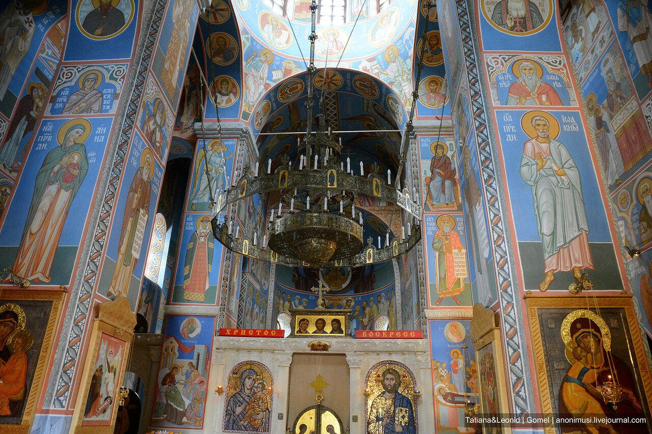 Храм Благовещения Пресвятой Богородицы. Витебск.