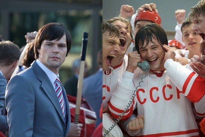 Легенды спорта в кино. Фильмы и актеры