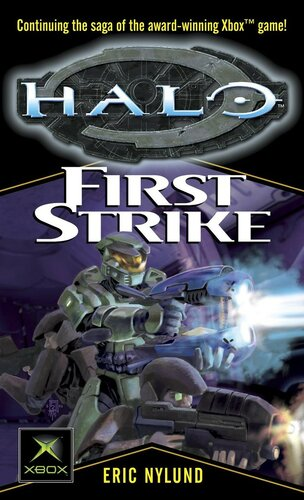Обложка Halo: First Strike 2003