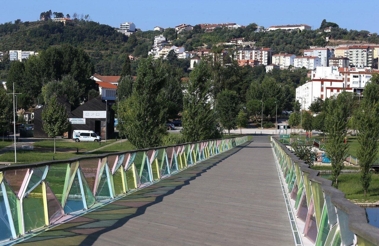 Коимбра. Мост Педру и Инеш (Ponte Pedro e Inês)