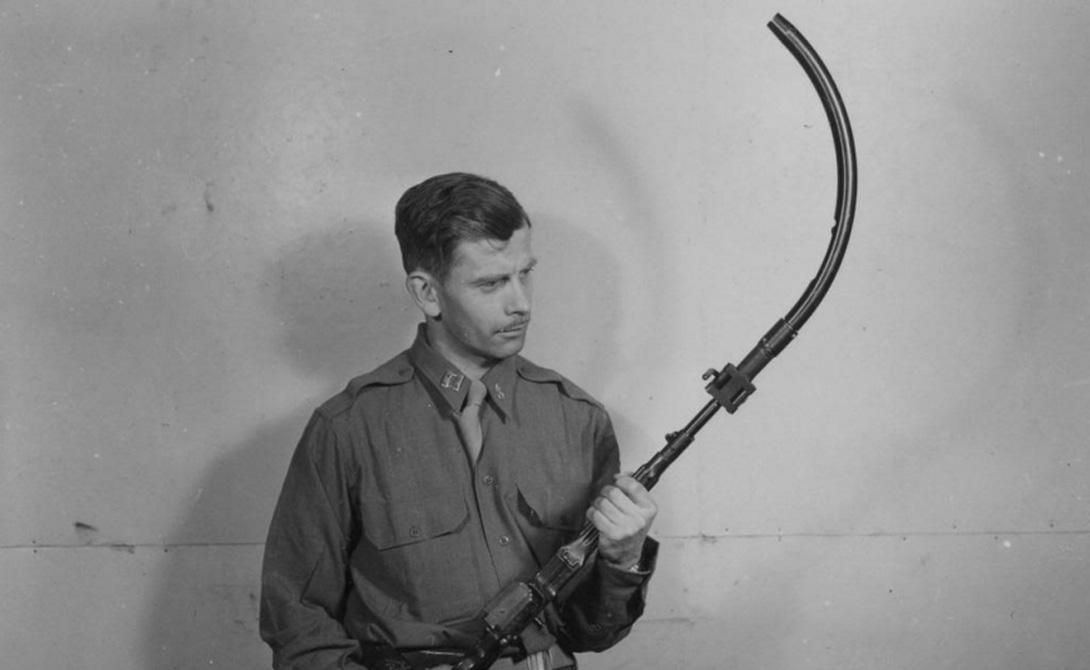 Государство: нацистская Германия Был введен в эксплуатацию: 1945 Тип: штурмовая винтовка Дальнос