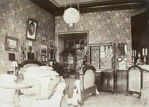 Спальня в Шереметевском дворце на Фонтанке