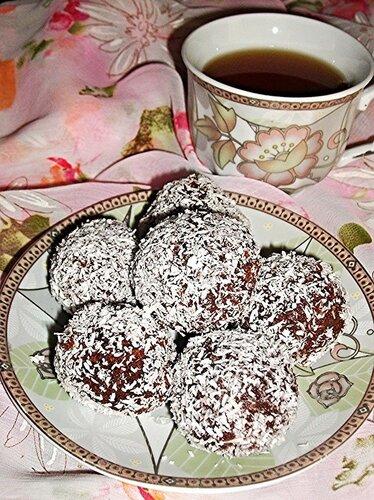 """Пирожное """"картошка"""" с кокосом 0_14caea_46a69339_L"""