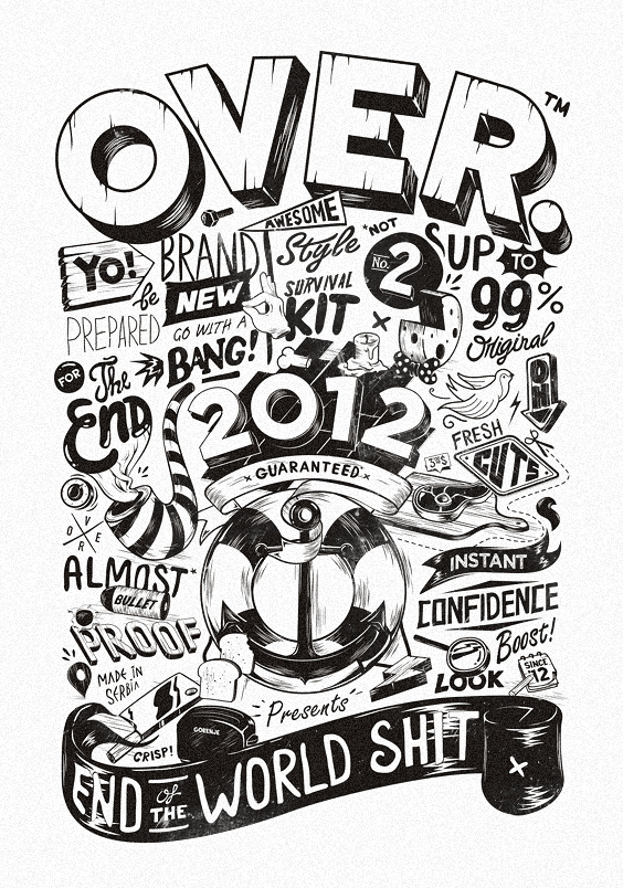 OVER 2012 by Marko Purac