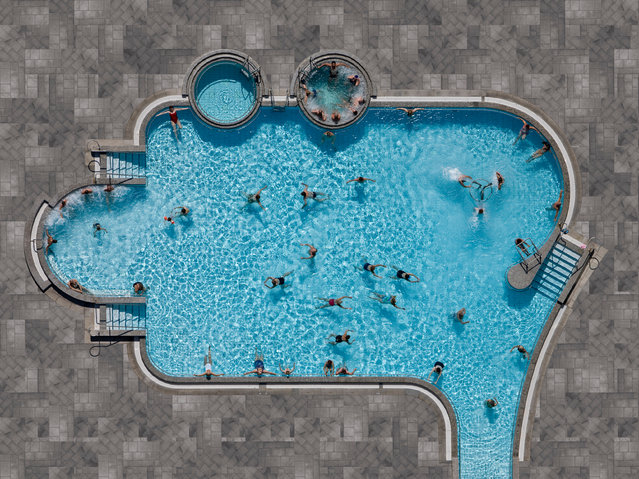 Stephan Zirwes, Germany. Professional; Architecture. Zirwes' Pools series is a study of water, parti