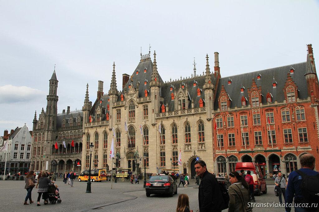 Бельгия, Брюгге, Провинциальный дом