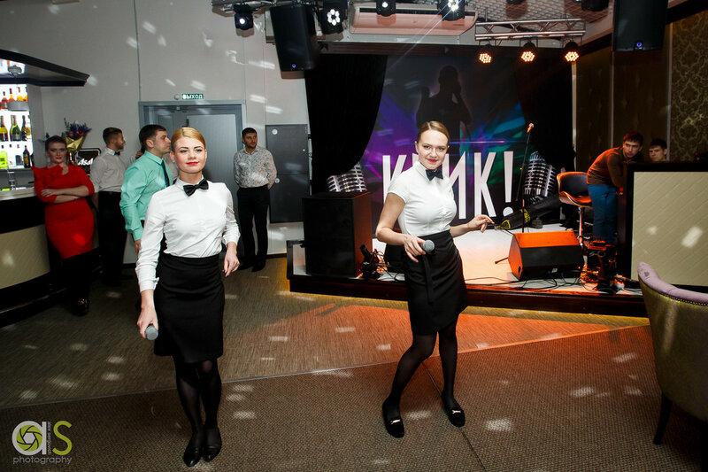 Открытие караоке клуба Крик в Уссурийске