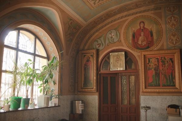 Свято-Николаевский Кафедральный собор. Алчевск
