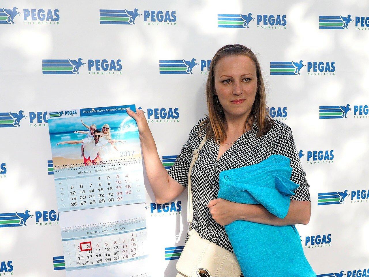 26 Открытие нового офиса Pegas Touristik 14.06.2017